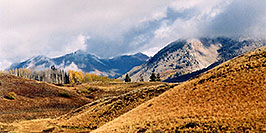 /images/133/2004-10-crested-view4-w.jpg - #02317: views along Gothic Road … Oct 2004 -- Crested Butte, Colorado