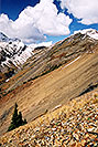 /images/133/2004-10-crested-yule-mtns1-v.jpg - #02330: images of Paradise Divide  … October 2004 -- Paradise Divide, Crested Butte, Colorado