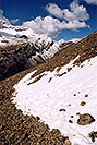 /images/133/2004-10-crested-yule-mtns4-v.jpg - #02333: trail from Paradise Divide to Yule Pass  … October 2004 -- Paradise Divide, Crested Butte, Colorado