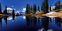 /images/133/2004-10-crested-yule1-w.jpg - #02320: images of Paradise Divide lake (elev 11,250 ft) … October 2004 -- Paradise Divide Lake, Crested Butte, Colorado