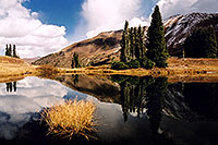 /images/133/2004-10-crested-yule2.jpg - #02321: images of Paradise Divide lake (elev 11,250 ft) … October 2004 -- Paradise Divide Lake, Crested Butte, Colorado