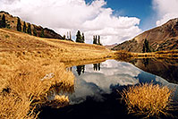 /images/133/2004-10-crested-yule4.jpg - #02325: images of Paradise Divide lake (elev 11,250 ft) … October 2004 -- Paradise Divide Lake, Crested Butte, Colorado