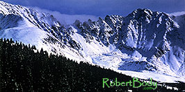 /images/133/2004-11-fremont-lake-mtn4-pano.jpg - #02390: Mountains over Clinton Gulch … November 2004 -- Fremont Pass, Colorado