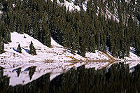/images/133/2004-11-fremont-lake-trees.jpg - #02392: images of Clinton Gulch (elev 11,082ft) … November 2004 -- Clinton Gulch, Fremont Pass, Colorado