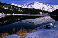 /images/133/2004-11-fremont-lake2.jpg - #02374: images of Clinton Gulch (elev 11,082ft) … November 2004 -- Clinton Gulch, Fremont Pass, Colorado