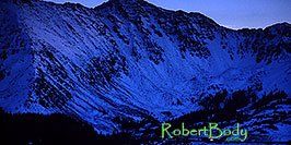 /images/133/2004-11-loveland-pass-road1-pano.jpg - #02399: Loveland Pass, Colorado … Nov 2004 -- Loveland Pass, Colorado