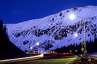 /images/133/2004-11-summit-pass2.jpg - #02410: Eisenhower Tunnel (elev 11,013ft) from Silverthorne side … Oct 2004 -- Eisenhower Tunnel, Colorado