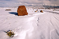 /images/133/2005-03-delnorte-snow1.jpg - #02442: beautiful winter day along Spanish Trail  … March 2005 -- Del Norte, Colorado