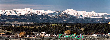 /images/133/2005-03-durango-view.jpg - #02485: Durango from (east) Wolf Creek side … March 2005 -- Durango, Colorado