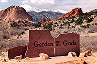 /images/133/2005-03-gardgods1.jpg - #02516: Garden of the Gods in Colorado Springs … March 2005 -- Garden of the Gods, Colorado Springs, Colorado