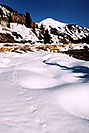 /images/133/2005-03-silverton-river-footsteps-v.jpg - #02545: river near Silverton … March 2005 -- Silverton, Colorado