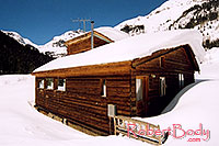/images/133/2005-03-silverton-shack-sea.jpg - #02546: snowy cottage near Silverton … March 2005 -- Silverton, Colorado