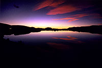 /images/133/2005-09-indep-lake-sunset.jpg - #02604: Sunset at Independence Pass … Sept 2005 -- Independence Pass, Colorado