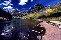 /images/133/2005-09-maroon-lake.jpg - #02617: images of Maroon Bells … Sept 2005 -- Maroon Bells, Colorado