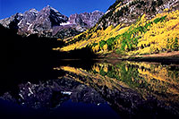 /images/133/2005-09-maroon-reflection2.jpg - #02631: images of Maroon Bells … Sept 2005 -- Maroon Bells, Colorado