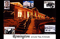 /images/133/2005-09-remington-profile.jpg - #02633: Remington at Lone Tree profile … Sept 2005 -- Remington, Lone Tree, Colorado