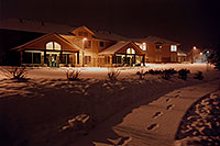 /images/133/2006-01-lonetree-dental1.jpg - #02668: midnight in Lone Tree, as snow quietly was covering all … Jan 2006 -- Lone Tree, Colorado
