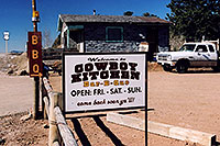 /images/133/2006-02-divide-cowboy-bbq.jpg - #02684: Cowboy Kitchen Bar-B-Que … images of Divide … Feb 2006 -- Divide, Colorado
