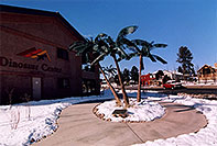 /images/133/2006-02-woodland-views1.jpg - #02793: Dinosaur Center in Woodland Park … Feb 2006 -- Woodland Park, Colorado
