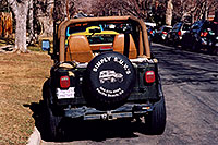 /images/133/2006-03-boulder-wrangler.jpg - #02798: Jeep Wrangler in Boulder … March 2006 -- Boulder, Colorado