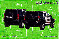/images/133/2006-03-police-hummers06.jpg - #02849: Police Hummers H3 in Lone Tree … Feb 2006 -- Lone Tree, Colorado