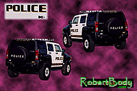 /images/133/2006-03-police-hummers07.jpg - #02850: Police Hummers H3 in Lone Tree … Feb 2006 -- Lone Tree, Colorado