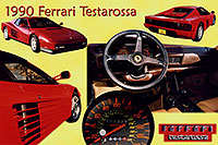 /images/133/2006-03-testarossa-pro2.jpg - #02853: red 1990 Ferrari Testarossa at Paragon Motorcars … March 2006 -- Centennial, Colorado