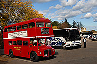 /images/133/2006-10-15-niag-double-decker.jpg - #03014: red Double Decker in Niagara Falls - Double Deck Tours  … Oct 2006 -- Niagara Falls, Colorado