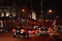 /images/133/2006-10-18-tor-city-night04.jpg - #03060: Night traffic in Toronto … Oct 2006 -- Toronto, Ontario.Canada