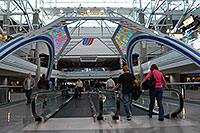 /images/133/2006-10-22-den-concourseb03.jpg - #03087: images of Concourse B at Denver airport … Oct 2006 -- Denver, Colorado