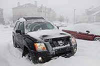 /images/133/2006-12-20-rem-xterras03.jpg - #03229: Xterra at Remington in Lone Tree … Dec 2006 -- Remington, Lone Tree, Colorado
