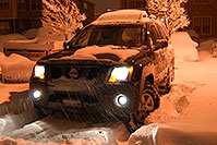 /images/133/2006-12-28-xterra-rem-night.jpg - #03284: night at Remington residence … Dec 2006 -- Remington, Lone Tree, Colorado