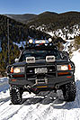 /images/133/2007-01-07-miners-vert02-v.jpg - #03316: offroading in Trigger at Miner`s Candle … Jan 2007 -- Miner`s Candle, Idaho Springs, Colorado