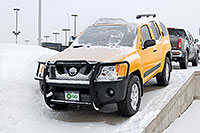/images/133/2007-01-12-go-xterras06.jpg - #03339: yellow Nissan Xterra at GO Nissan on Arapahoe Rd … Jan 2007 -- Go Nissan, Englewood, Colorado