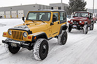 /images/133/2007-01-12-lithia-jeeps04.jpg - #03344: red and yellow Jeep Wranglers at Lithia Jeep … Jan 2007 -- Lithia Jeep, Englewood, Colorado