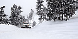 /images/133/2007-01-21-sed-snowplow2-pano.jpg - #03357: snowplow in the woods of Sedalia … Jan 2007 -- Sedalia, Colorado