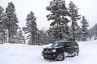 /images/133/2007-01-21-sed-xterra02.jpg - #03361: snowstorm by Sedalia … Jan 2007 -- Sedalia, Colorado