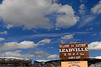 /images/133/2007-04-01-lead-welcome03.jpg - #03645: Welcome to Historic Leadville, On Top of it all, 10,200 ft elevation … images of Leadville … April 2007 -- Leadville(city), Colorado