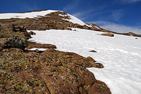 /images/133/2007-06-03-indep-top-view01.jpg - #03850: hiking up from Independence Pass … June 2007 -- Independence Pass, Colorado