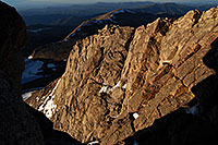 /images/133/2007-06-17-evans-top-view-down-rock.jpg - #03975: view down from Mt Evans … June 2007 -- Mt Evans, Colorado