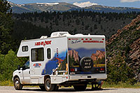 /images/133/2007-06-24-granite-rv01.jpg - #04024: Cruise America - 1-800-RV-4RENT Motorhome … June 2007 -- Granite, Colorado
