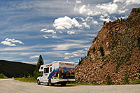 /images/133/2007-06-24-granite-rv02.jpg - #04025: Cruise America - 1-800-RV-4RENT Motorhome … June 2007 -- Granite, Colorado