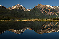 /images/133/2007-06-24-twin-reflect01.jpg - #04047: images of Twin Lakes … June 2007 -- Twin Lakes, Colorado