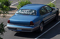 /images/133/2007-06-27-rem-just-married.jpg - #04078: Just Married … June 2007 -- Remington, Lone Tree, Colorado