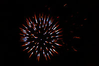 /images/133/2007-07-04-lone-fireworks13.jpg - #04124: Independence Day Fireworks - 4th of July in Lone Tree … July 2007 -- Sweetwater Park, Lone Tree, Colorado