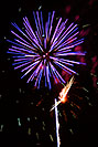 /images/133/2007-07-04-lone-frwk-vert08-v.jpg - #04140: Independence Day Fireworks - 4th of July in Lone Tree … July 2007 -- Sweetwater Park, Lone Tree, Colorado