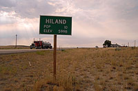 /images/133/2007-07-20-wyo-hiland01.jpg - #04234: Hiland, Wyoming - Population 10, Elevation 5,998 ft … July 2007 -- Hiland, Wyoming