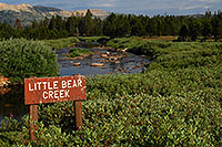 /images/133/2007-07-26-mt-bear-creek-si1.jpg - #04380: Little Bear Creek along Beartooth Pass Highway … July 2007 -- Little Bear Creek, Beartooth Pass(MT), Montana