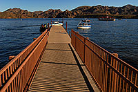 /images/133/2007-10-07-sag-lake-5360.jpg - #04718: Pier at Saguaro Lake … Oct 2007 -- Saguaro Lake, Arizona