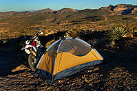 /images/133/2008-02-09-supers-xr-9186.jpg - #04769: XR250 camping in Superstition Mountains … Feb 2008 -- Tortilla Flat Trail, Superstitions, Arizona